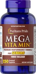 Mega Vita Min™ Multivitamin for Seniors Timed Release with Zinc