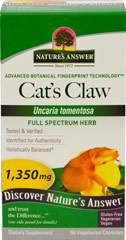 Cat's Claw 1350 mg per serving