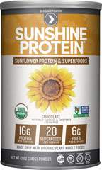 Sunshine Organic Plant Based Protein Chocolate