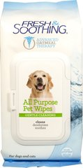 Oatmeal All Purpose Pet Wipes