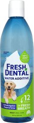 Fresh Breath, Hip and Joint Dental Water Additive for Dogs & Cats