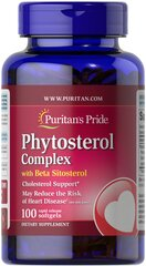 Phytosterol Complex 1000 mg (Per Serving)