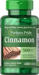 Cinnamon 500 mg