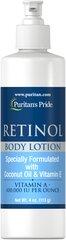 Retinol Body Lotion (Vitamin A 100,000 IU Per Ounce)