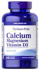 Calcium Magnesium with Vitamin D