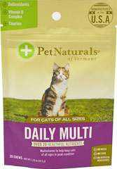 Daily Multi Chew for Cats