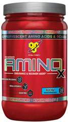 Amino X Blue Raspberry