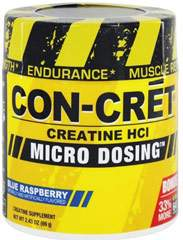 Con-Cret® Concentrate Creatine Blue Razz
