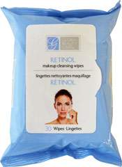 Retinol Makeup Cleaning Wipes