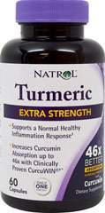 Turmeric Exra Strength 285 mg w/Curcuwin