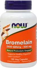 Bromelain 2400 GDU/g - 500 mg
