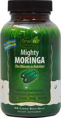 Mighty Moringa® 1000 mg per serving with Bioperine