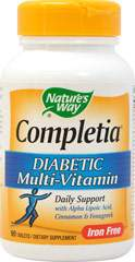 Completia Diabetic Multi-Vitamin