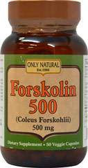Forskolin 500 mg