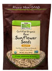 Organic Raw Unsalted Sunflower Seeds