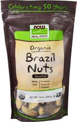 Organic Raw Unsalted Brazil Nuts