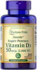 Vitamin D3 50 mcg (2000 IU)
