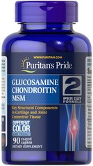 Triple Strength Glucosamine, Chondroitin & MSM Joint Soother