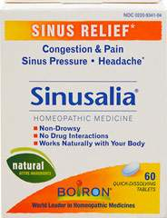 Sinusalia for Sinus Pain