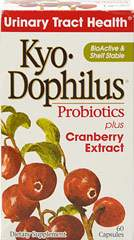 Kyo-Dophilus plus Cranberry Extract