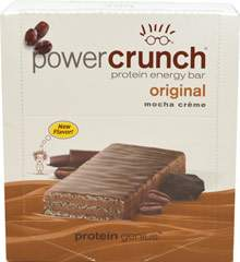 Power Crunch® Bar Mocha Crème