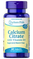 Calcium Citrate with Vitamin D Kosher