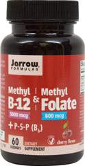 Methyl B-12 5000mcg & Methyl Folate 800mcg