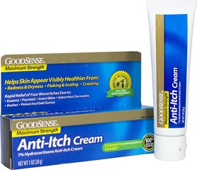 Max Strength Anti-Itch Cream