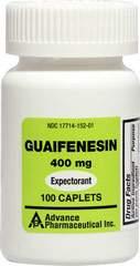 Guaifenesin 400 mg Mucus Relief