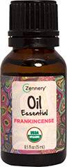 Zennery Certified Organic Frankincense Essential Oil