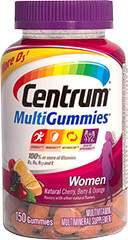 Centrum MultiGummies® Women