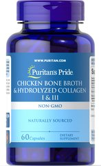Chicken Bone Broth & Hydrolyzed Collagen I & III
