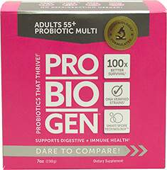 Adults 55+ Probiotic Multi