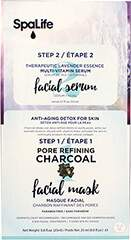 Charcoal 2 Step Facial Treatment