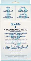 Hyaluronic Acid 3 Step Facial Treatment
