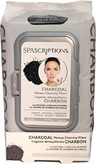Charcoal Facial Cleansing Wipes