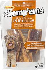 Chomp'ems™ Slow Roasted PureHide Chips