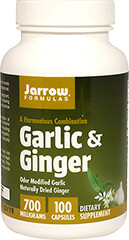 Garlic & Ginger