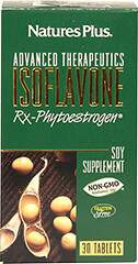 Isoflavone Rx-Phytoestrogen Soy + Probiotic Supplement