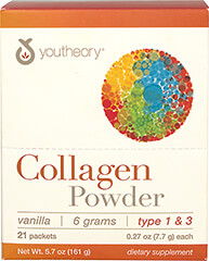 Collagen Powder Packets - Vanilla