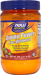Amino Power Pre-Workout