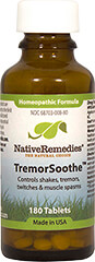TremorSoothe for Occasional Muscle Tremors