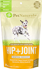 Hip + Joint Chews for Medium to Large Dogs