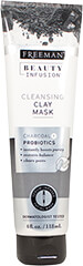 Charcoal & Probiotics Cleansing Clay Mask
