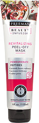 Pomegranate & Peptides Revitalizing Peel-Off Mask