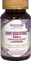 Grape Seed Extract 325 mg with Resveratrol