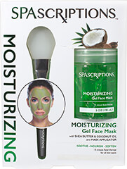 Moisturizing Gel Face Mask with Applicator