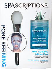 Pore Refining Gel Face Mask with applicator
