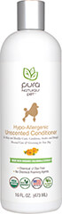 Hypo-Allergenic Unscented Dog Conditioner