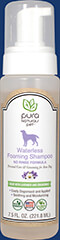 Waterless Foaming No Rinse Dog Shampoo